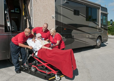 medical transportation service